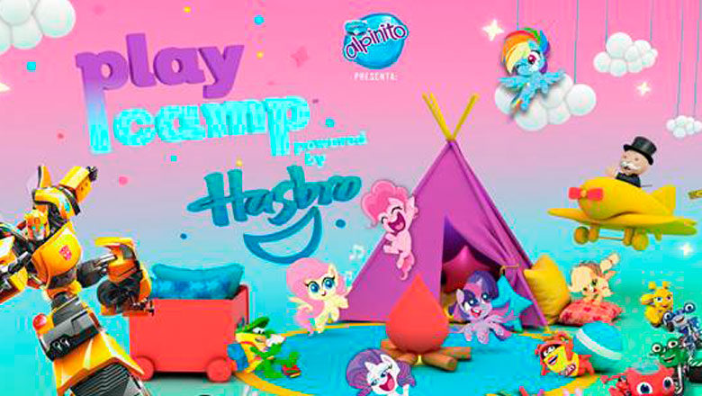 Play Camp powered by Hasbro