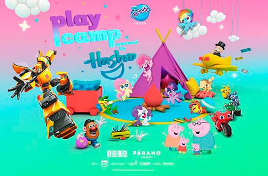 Play Camp  Hasbro