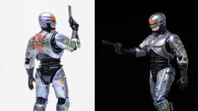 Photo of Hiya Toys presenta su versión exclusiva de Robocop «Kick Me»