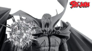 Photo of McFarlane Toys presenta avances de su Spawn Remasterizado