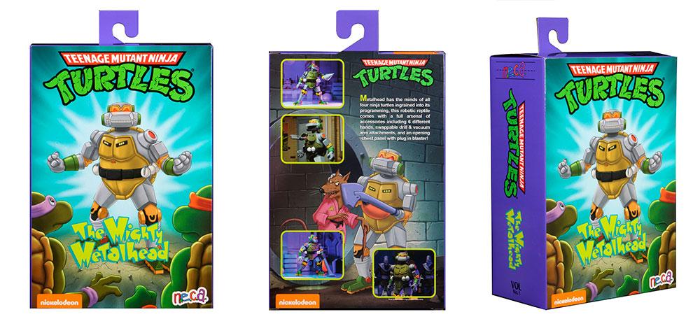 Teenage Mutant Ninja Turtles - Metalhead