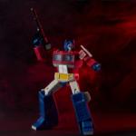 TRANSFORMERS R.E.D Optimus