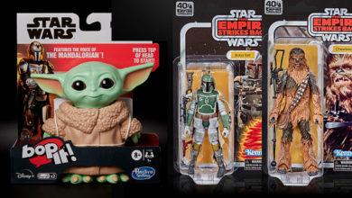 Photo of Hasbro presenta novedades para Star Wars