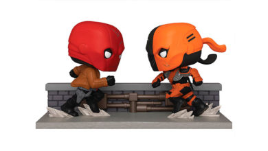 Photo of Funko anuncia: DC Comic Moments – Red Hood vs. Deathstroke