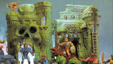 Photo of Dark Horse Comics lanza libro dedicado a los juguetes de «He-Man and the Master of the Universe»