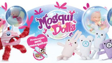 Photo of Mosqui Dolls,  las muñecas que son también repelente de mosquitos