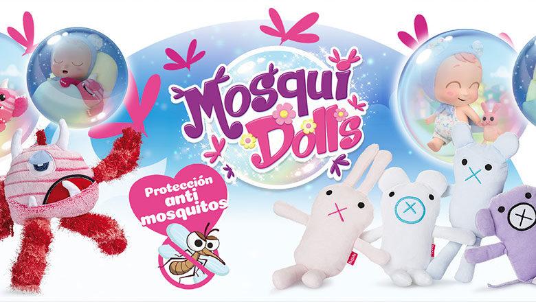 Mosqui Dolls
