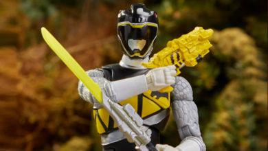 Photo of Hasbro revela el Dino Charge Black Ranger para Lightning Collection
