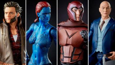 Photo of Hasbro lanza serie por el 20 aniversario de X-Men en el cine