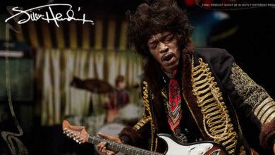 Photo of Blitzway y su increíble figura de Jimi Hendrix