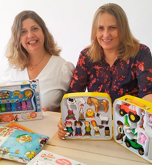 Gaby Rabinowicz,y Ascen Fernández, Kidsmedia