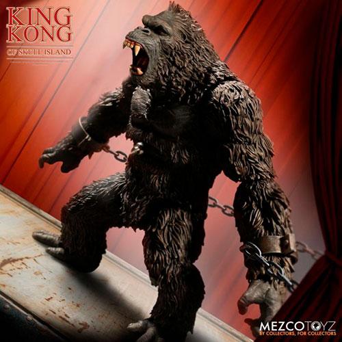 King kong de Mezco Toyz