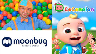 Photo of Moonbug adquiere las populares marcas CocoMelon y Blippi