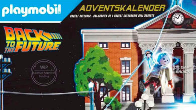 Photo of Playmobil lanza calendario de adviento en homenaje a Back to the Future