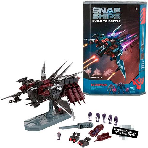 Snap Ships Scarab K.L.A.W