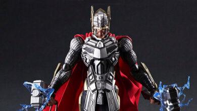 Photo of Square Enix muestra nueva figura de acción de Thor