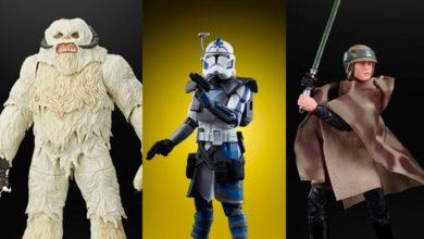 Photo of Hasbro publicó varios lanzamientos oficiales para Star Wars