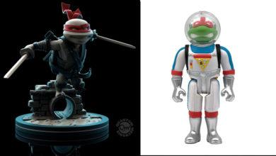 Photo of Super7 y Quantum Mechanix hacen anuncios sobre las Tortugas ninja