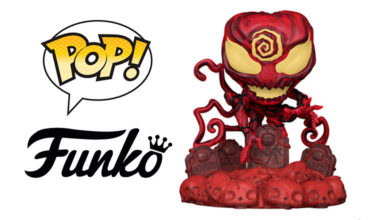 Photo of Heroes Absolute Carnage, la nueva figura exclusiva de Funko Pop