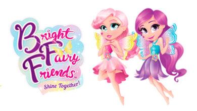Photo of Funrise anuncia lanzamiento de su nueva línea, Bright Fairy Friends