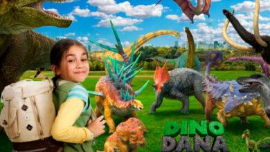 Photo of «Dino Dana» tendrá línea de juguetes