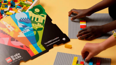 Photo of LEGO Braille Bricks ya es una realidad de disponibilidad gratuita