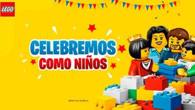 """Photo of LEGO lanza campaña """"Celebremos como niños"""" en Perú"""