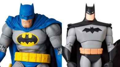 Photo of Medicom Toy  anuncia dos lanzamientos basados en Batman