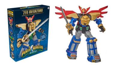 Photo of Hasbro incia la preventa del Power Rangers Zeo Megazord de 12 ″