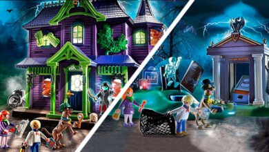 Photo of Playmobil abre la venta de sus sets de Scooby Doo