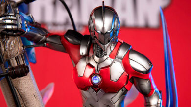 Photo of First4Figures anuncia una espectacular estatua de Ultraman