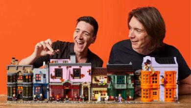 Photo of LEGO y un enorme lanzamiento para Harry Potter