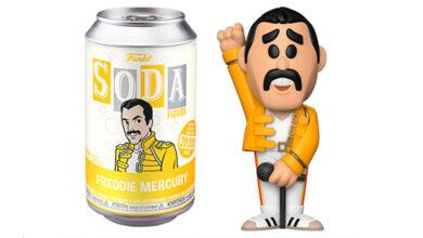 Photo of Funko lanza figura Vinyl Soda de Freddie Mercury