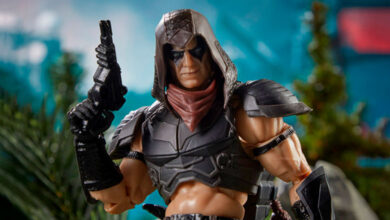 Photo of Zartan llega a G.I Joe Classified de Hasbro