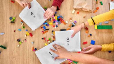 Photo of LEGO cambia las bolsas plásticas por bolsas de papel