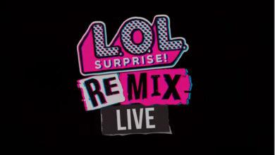 Photo of MGA Entertainment prepara una gran fiesta global para el lanzamiento de su línea L.O.L Surprise! REMIX