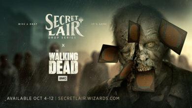 Photo of Magic: The Gathering y The Walking Dead en un crossover de miedo