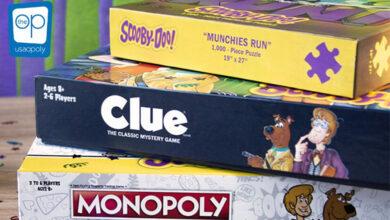 Photo of The Op Games celebra el cumpleaños de Scooby-Doo con varios juegos propios y  licenciados de Hasbro