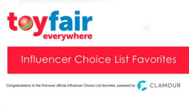 Photo of Toy Fair Everywhere 2020 presenta lista de juguetes favoritos de influencers