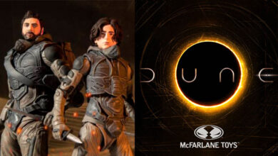 Photo of McFarlane Toys nos da un adelanto de su nueva línea «Dune»