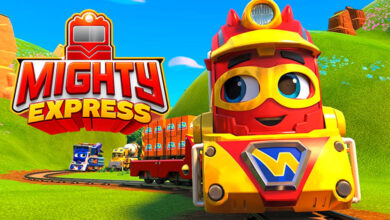 "Photo of Spin Master lanza ""Mighty Express"", su serie original para preescolares"