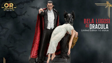 Photo of Bela Lugosi «revive» en escultura de Infinite Studio