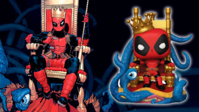 Photo of Funko muestra a Deadpool en su trono y al estilo Pop!