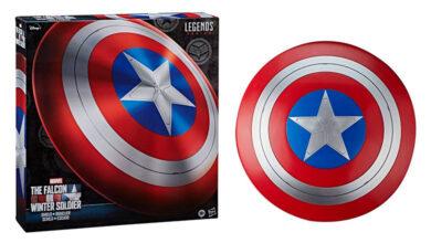 Photo of Hasbro Pulse anuncia réplica del escudo del nuevo Capitán América
