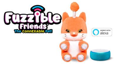 Photo of Jazwares lanza línea de juguetes capaz de interactuar con Alexa de Amazon