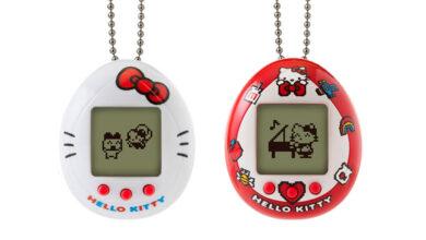 Photo of Bandai America y Sanrio® presentan el Tamagotchi de Hello Kitty