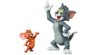 Photo of Medicom Toy muestra colección basada en Tom & Jerry