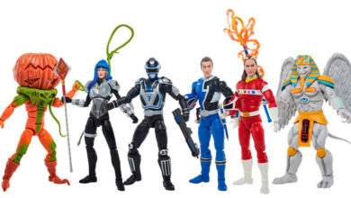 Photo of Nuevos ingresos de octubre para Power Rangers Lightning Collection