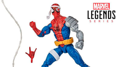 Photo of Nueva figura de Spider-Man para Marvel Legends Retro