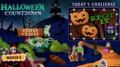 Photo of PLAYMOBIL®, se asocia con Chizcomm Beacon Media y Addressable Media para presentar nuevas aventuras de SCOOBY-DOO! en «Countdown To Halloween»